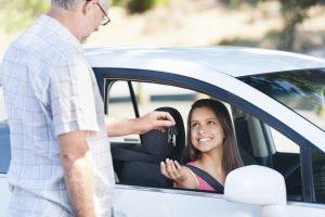 Ein Aufbauseminar für Fahranfänger soll für ein besseres Fahrverhalten sorgen.