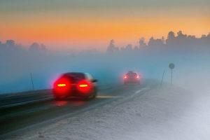 Manche Autobeleuchtung ist nur in bestimmten Situationen erlaubt.