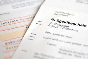 Mit dem Bußgeldrechner können Sie die Kosten für den Bußgeldbescheid herausfinden