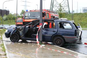 Was müssen Sie beachten, wenn Sie nach einem Unfall Erste Hilfe leisten?