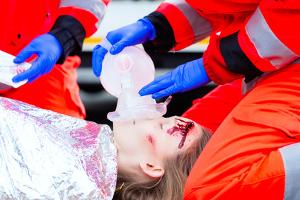 Bei einer Massenkarambolage erleiden die Opfer oft schwere Verletzungen.