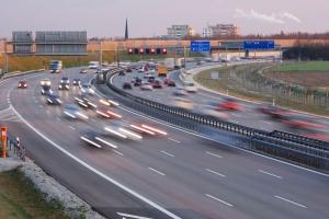 Punkte im Verkehr