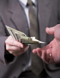 Beim Punktehandel werden Punkte gegen Geld verkauft.