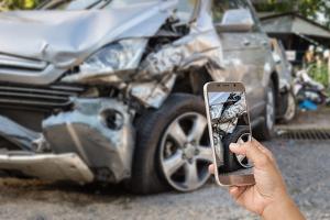 Gibt es etwas, was Sie nicht tun sollten nach einem Unfall?